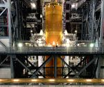 NASA finishes assembling Artemis moon mission rocket