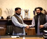 Naseeb Khan appointed as new chief executive of Afghanistan Cricket Board