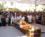 IAF pilot killed in J&K crash cremated with military honours