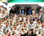 Nathu La: Rajnath Singh visits ITBP Border Out Post