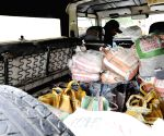 NSG recovered explosive material at a private lodge