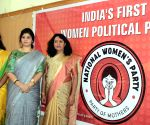 National Women's Party press conference