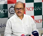 Tariq Anwar's press conference