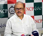 Tariq Anwar's press conference