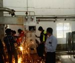 Free Photo: Naval Dockyard Vizag repairs two oxygen plants in Andhra