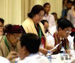 MYANMAR YANGON UPWC SD 9TH MEETING