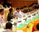 MYANMAR NAY PYI TAW JMC MEETING