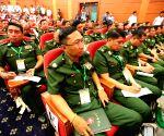 MYANMAR-NAY PYI TAW-PANGLONG PEACE CONFERENCE