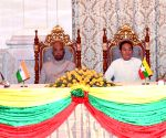 Nay Pyi Taw: President Kovind, Myanmar President witness signing of agreement