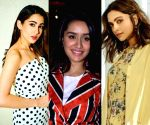 NCB 'question bank' for Deepika Padukone, Sara Ali Khan and Shraddha Kapoor