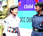 "NCC Girls Cadet Celebrate ""International Women Day"" with Yashomati Chandrakant Thakur, Minister for Woman and Child Development in Government of Maharashtra on Monday 08th March, 2021"