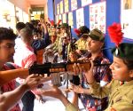 War equipments exhibition