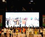 Nanded (Maharashtra): Congress rally - Ashok Chavan