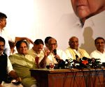 NCP-Congress joint press conference