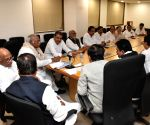 NCP-Congress joint party meeting