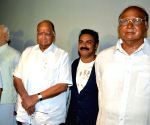 Sharad Pawar at Celebrity Wax Museum