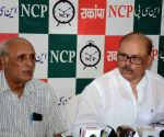 NCP press conference