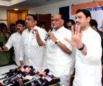 Sharad Pawar's press conference
