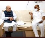 'Official work': Pawar says amid speculation over meeting with Shah