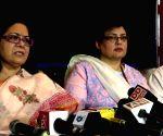 Lalitha Kumaramangalam's press conference