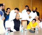 Ram Nath Kovind campaigns in Punjab
