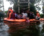 Floods - NDRF conducts evacuation drive