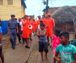 Cyclone Fani: NDRF personnel spread awareness