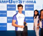 : Mumbai: Hrithik Roshan launches Mpower Everyday Heroes campaign