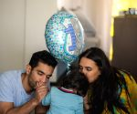 Neha Dhupia has an adorable wish as daughter Mehr turns one