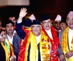 NEPAL KATHMANDU PM ELECTION