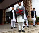 NEPAL KATHMANDU BUDGET SPEECH