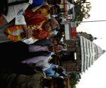 Puri (Odisha): Nepalese King visits Satyabadi Gopinath temple