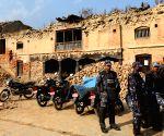NEPAL LALITPUR RECONSTRUCTION CAMPAIGN