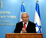 "Israeli PM says West Bank annexation ""isn't off the table"""
