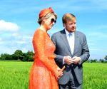 Netherlands King Willem-Alexander, Queen Máxima explore paddy fields of Alappuzha