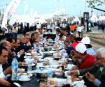 EGYPT-NEW ADMINISTRATIVE CAPITAL-IFTAR
