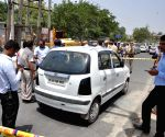 Criminal, associate shot dead in Delhi