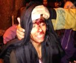 Several students, including girls, injured in JNU clashes