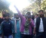hold Protest by Jamia students foiled, protesters detained