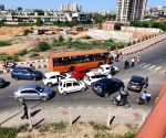 Sealing Ghaziabad border causes traffic snarls, confusion