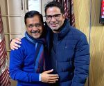 Prashant Kishor takes over AAP campaign strategy, Nagender Sharma exits