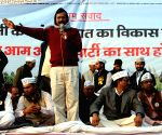 Arvind Kejriwal at 'Delhi's Village Dialogue'