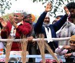 Arvind Kejriwal's Roadshow