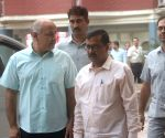 Court stays NBW against Kejriwal, Sisodia, Yogendra