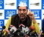 Congress not serious about Delhi: AAP leader