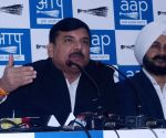 AAP demands JPC on Rafale