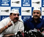Sisodia clears air on AAP-Congress alliance talks