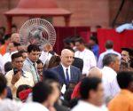 Modi's oath swearing-in a grand affair: Anupam Kher