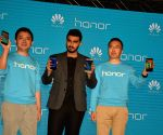 Honor Mobiles launches new smartphones - Arjun Kapoor