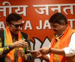 Veteran actor Biswajit joins BJP